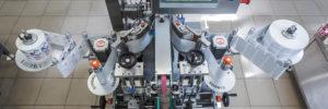 Etykieciarka - maszyna etykietująca
