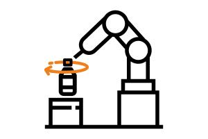 ROBOT ZAKRĘCAJĄCY